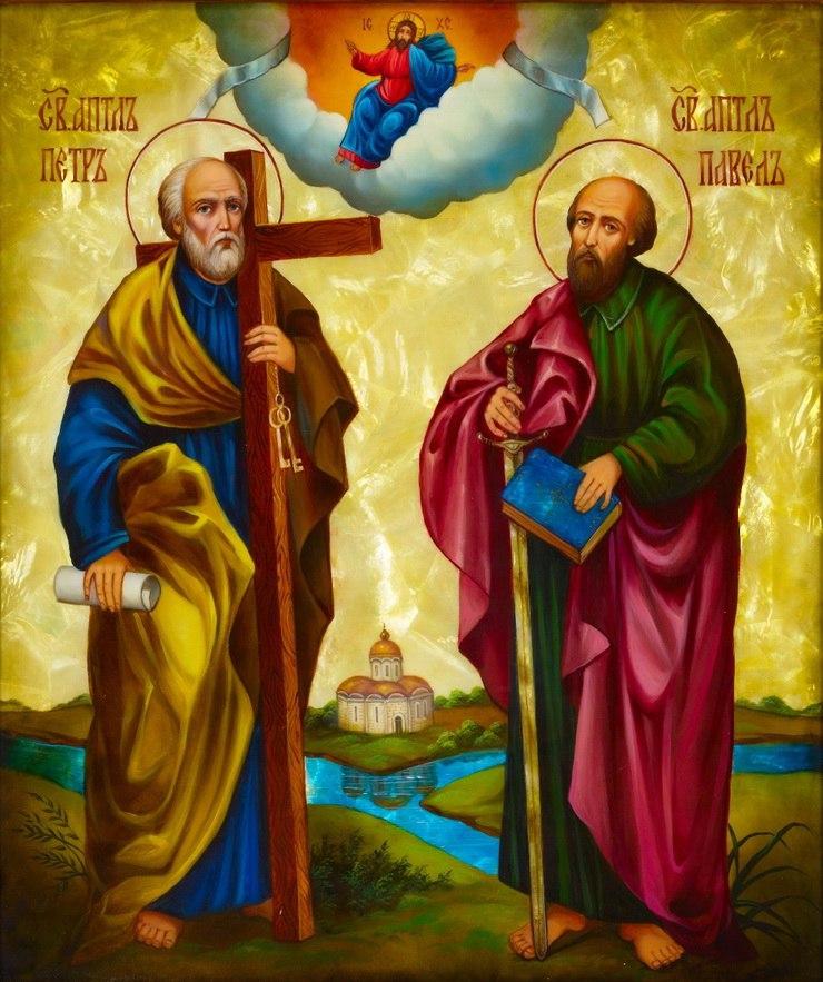 праздник святых апостолов петра и павла картинки будут